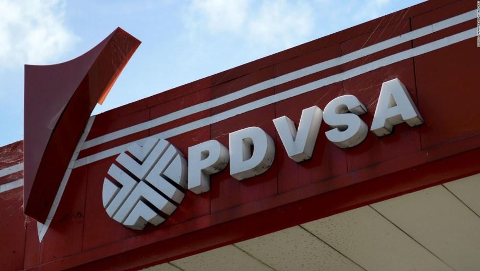 Guaidó se pronuncia sobre sanciones contra Pdvsa