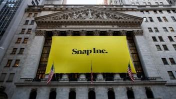 Snap enfrenta otro mal día en el mercado
