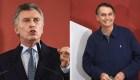 Macri visita Brasil y acusa a Maduro de dictador