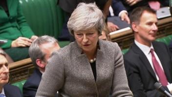 Theresa May busca nuevamente el apoyo al brexit