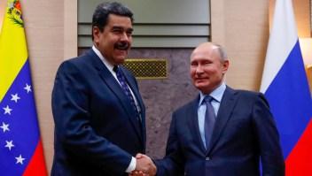 ¿Puede la crisis de Venezuela distanciar a Trump y Putin?