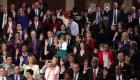 Un Congreso estadounidense marcado por la diversidad