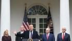 Trump: La gente ahora tiene más dinero
