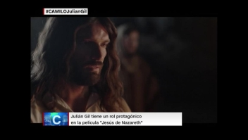 Julián Gil encarna a Jesús de Nazaret