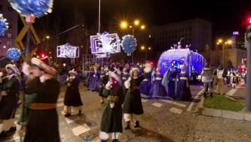 Así fue la Cabalgata de Reyes Magos en España