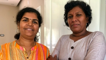 El mensaje de dos mujeres indias que desafiaron siglos de tradición