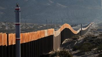 Trump justificó razones para un muro fronterizo en McAllen