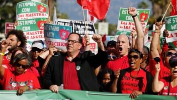 La demanda de los maestros: ¿dejará a Los Ángeles en bancarrota?