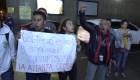 Yilen Osorio de la CICIG logra ingresar a Guatemala