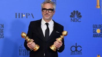 #MinutoCNN: Alfonso Cuarón gana Globo de Oro a mejor director