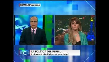 """Gloria Álvarez: """"La limosna ideológica te corta las piernas"""""""