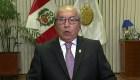 Pedro Chávarry presenta su renuncia como fiscal general de Perú