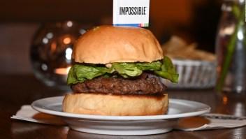 La hamburguesa vegana que promete el sabor de la carne