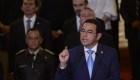 El Gobierno de Guatemala termina el mandato de la CICIG
