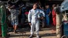 El chico peruano que con síndrome de Down es corredor del Rally Dakar