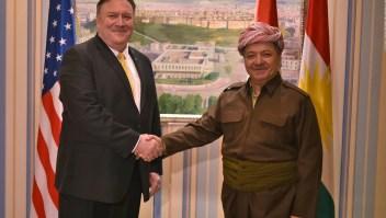 Secretario de Estado de Estados Unidos realiza visita sorpresa a Iraq