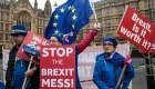 Parlamentarios acosados por sus opiniones sobre el brexit