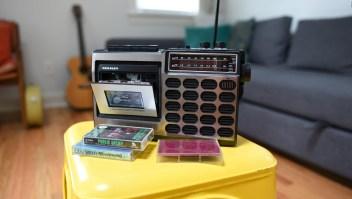 Los reproductores de cassette están de vuelta