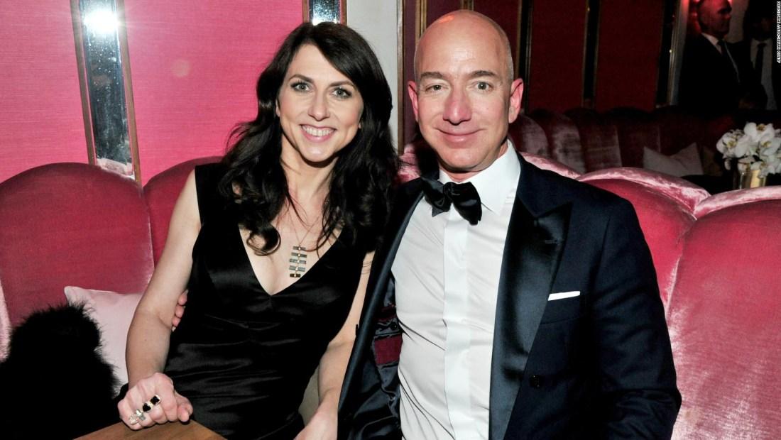¿Por qué el divorcio de Bezos preocupa a los inversionistas?
