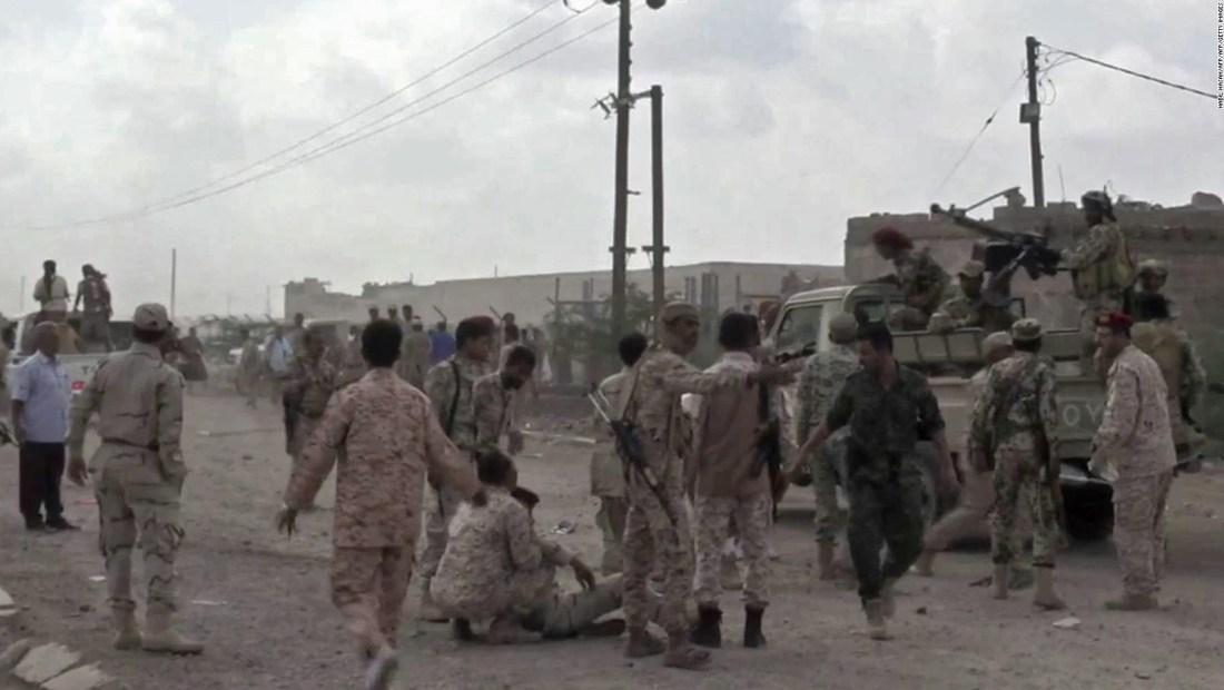Un ataque con dron rompe la tregua en Yemen