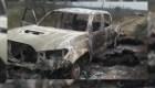 México: hallan 20 cadáveres en Tamaulipas, en su mayoría calcinados