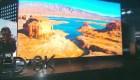 El nuevo televisor de Samsung tiene una imagen casi perfecta