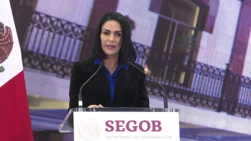 Gobierno mexicano ofrece disculpas a Lydia Cacho