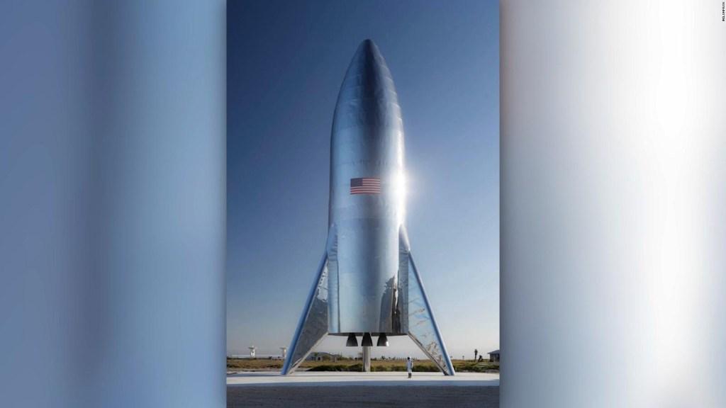 SpaceX cada vez más cerca de llevar humanos a Marte