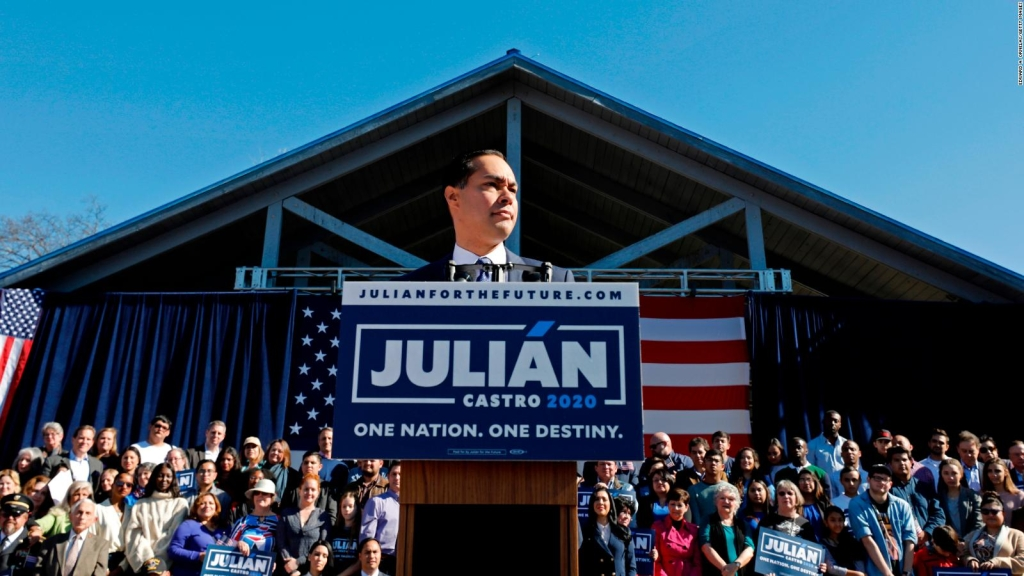 Lo que enfrenta Julián Castro en su candidatura presidencial
