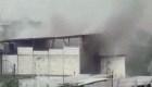 18 personas mueren en un incendio en Ecuador
