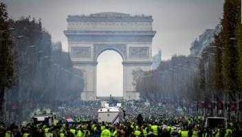 Los chalecos amarillos no están dispuestos a rendirse en Francia