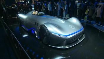 Conoce el nuevo monoplaza eléctrico de Mercedes