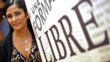 Estado mexicano pide disculpas a Lydia Cacho