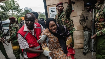 Kenya: Policía reporta ataque terrorista en un un hotel