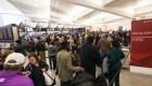 Aumenta el volumen de pasajeros, disminuye el número de empleados de la TSA en aeropuertos