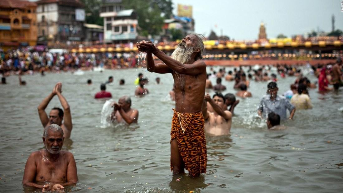 India se prepara para el peregrinaje de 120 millones de personas