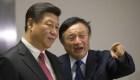 El presidente ejecutivo de Huawei habló y niega ser espía de China