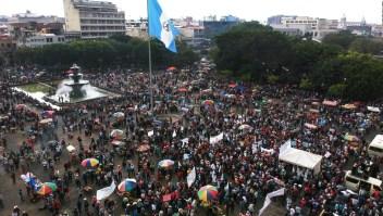 Guatemala, la crisis en torno a CICIG