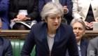 El Parlamento británico rechaza el acuerdo del brexit de May