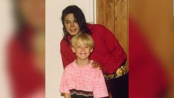Macaulay Culkin habla de su amistad con Michael Jackson