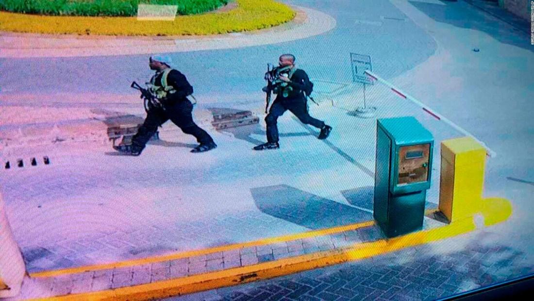 Estos fueron los atacantes del hotel en Nairobi