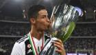 El primer título de Cristiano Ronaldo con la Juventus