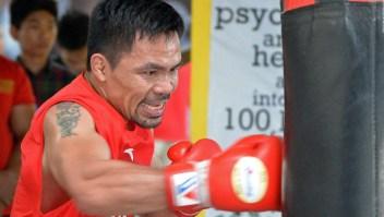 Adelanto: Manny Pacquiao en Triunfadores del Deporte