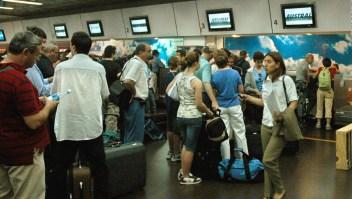 Levantan huelga de pilotos aéreos en Argentina