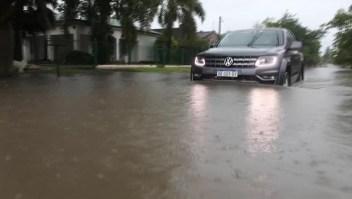 Cientos de personas evacuadas en Argentina por inundaciones