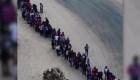 Detienen a más de 300 migrantes en zona fronteriza de Arizona