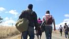 """Hondureños aseguran que no hay empleos: """"Solo nos queda migrar"""""""