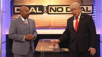 ¿Cómo se mofa SNL' del cierre parcial del Gobierno de EE.UU.?