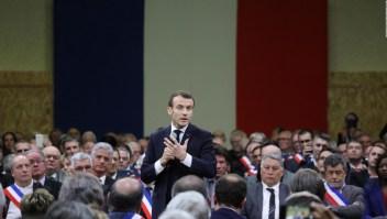 """Así responde Francia al desafío de los """"chalecos amarillos"""""""