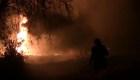 Testigo explosión en Hidalgo: Las personas corrían en llamas